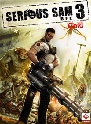 Serious Sam 3 (2011) igra za računar