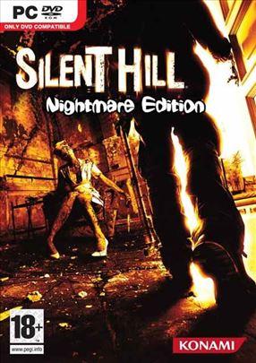 Silent Hill sva 3 dela u paketu igra za računar