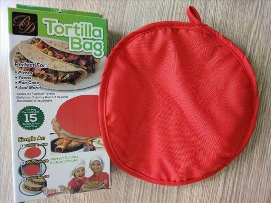 Vrećica za tortilje u mikrotalasnoj-Novo