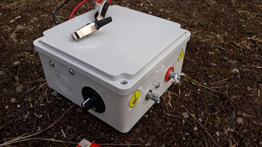 Elektricni pastir elektricna cobanica ograda cuvar
