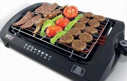 Električni roštilj Sinbo akcija-električni roštilj