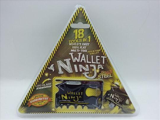 Multifunkcijski džepni alat-Ninja