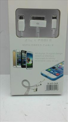 4u1 USB iPhone kabl