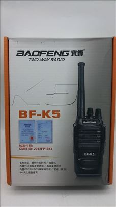 Baofeng BF-K5 UHF radio stanica akcija-Baofeng BF-