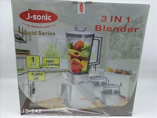 Blender-J Sonic