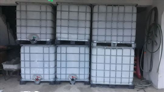 Cisterne, kanisteri
