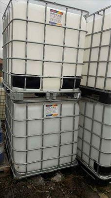 Ibc kontejneri, kanisteri, cisterne