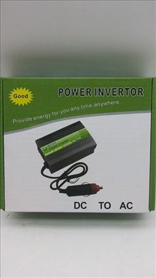 Inverter/Pretvarač 12V na 220V snaga 150W, akcija
