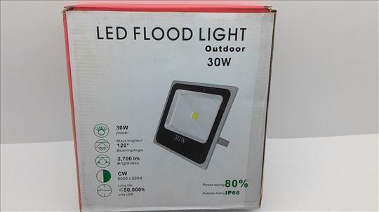 LED reflektor 30w ip66 outdoor 12v