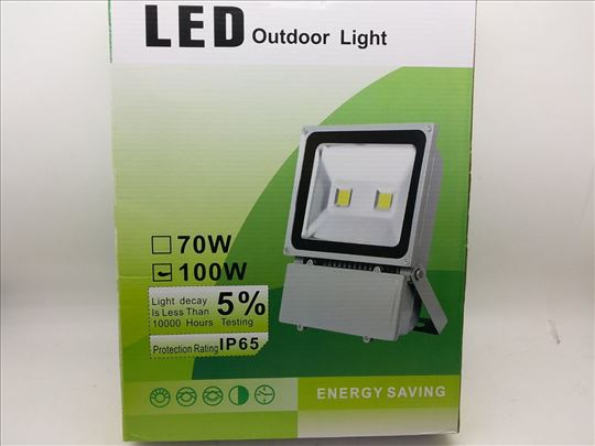 Reflektor reflektori LED tehnologija  100w 200w