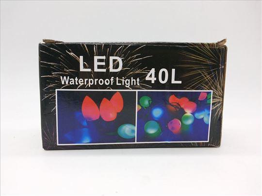 Sijalice dekorativne-jelkice-LED vodootporne