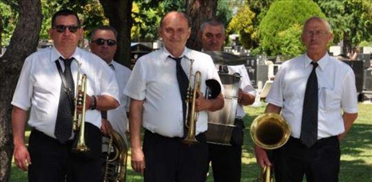 Trubači,pogrebni orkestar, muzika, sahrane Beograd