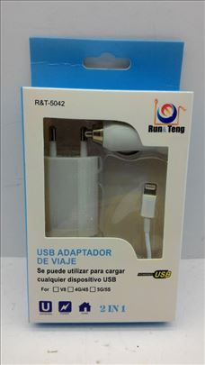 USB iPhone/Samsung kabl