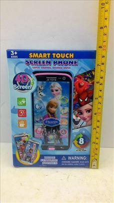 4D Smart touch telefon - Frozen