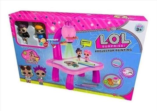 LOL Surprise projektor za decu