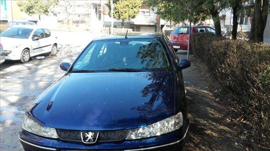 Peugeot 406 na Benzin i Plin