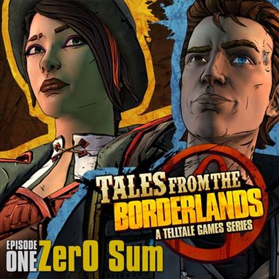 Tales from the Borderlands + 1-5 Episode (2015)