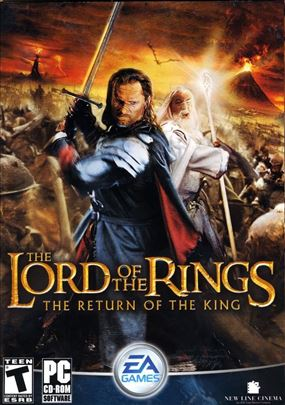 The Lord of the Rings - The Return of the King PC