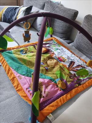 Baby gym & muzička igračka za krevetac
