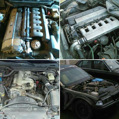 BMW 320 MOTORI E36