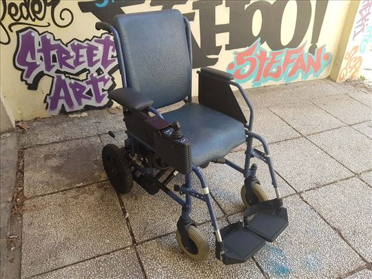 Invalidska kolica Elektro