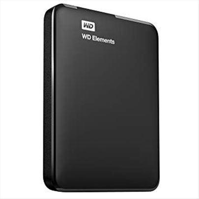 "WD Elements Portable 500GB 2.5"" eksterni"