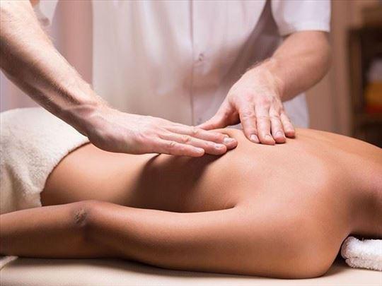Profesionalne masaže u centru grada