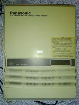 Centrala Panasonic, prodaja