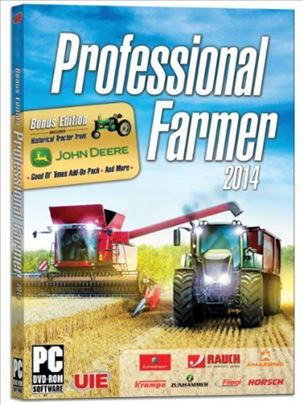Professional Farmer 2014 igra za računar