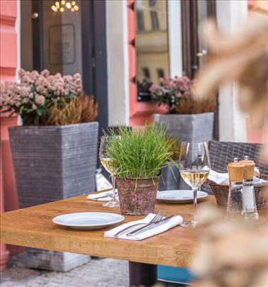 Projekti restoranskih i kafe bašta