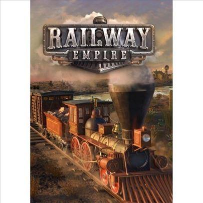 Railway Empire (2018) igra za računar