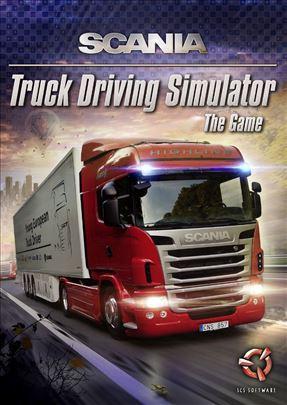 Scania Truck Driving Simulator (2012) igra