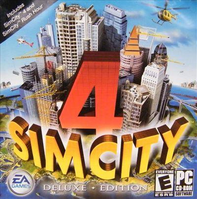 SimCity 4 Deluxe Edition (2003) igra za računar