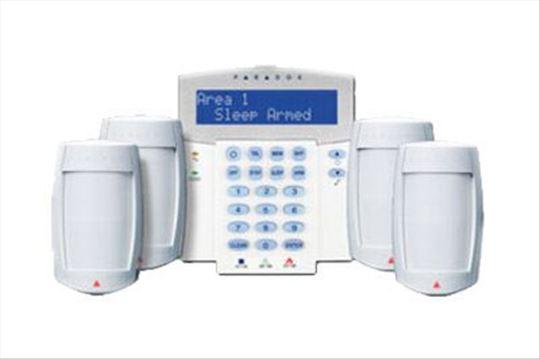 Ugradnja alarmnog sistema