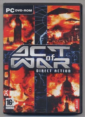 Act of War - Direct Action (2005) Igra za Računar