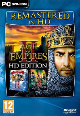 Age Of Empires 2 HD (2013) Igra za Računar