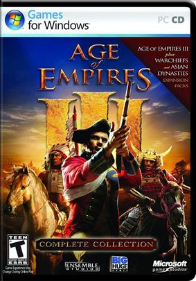 Age of Empires III - Complete Collection (2009) PC