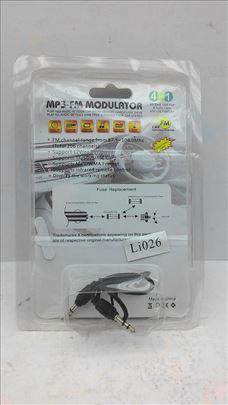 fm3-fm modulator na daljinski 4u1
