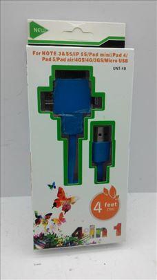 Micro USB kabl