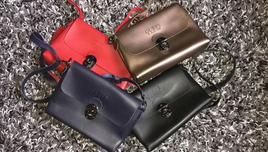 Novo Guess torbice iz Engleske