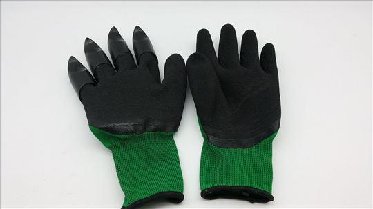 Rukavice zaštitne za baštu novo-baštenske rukavice