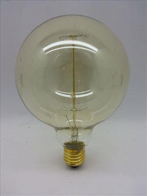 Sijalica Edison 3W žuta novo