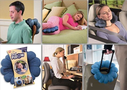 Total Pillow jastuk za sve prilike