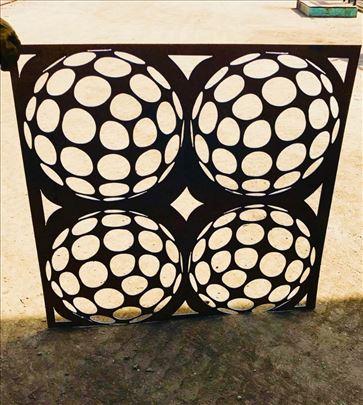 3D ograde i kapije