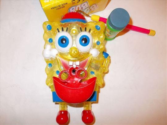 Sunđer Bob, hit igračka, nova