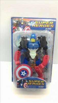 Super heroj - robot