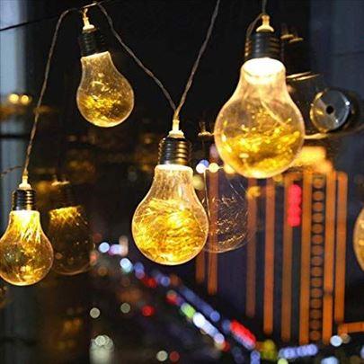 Edison dekorativne retro sijalice