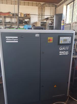 Kompresor vijačni Atlas Cocpo GA