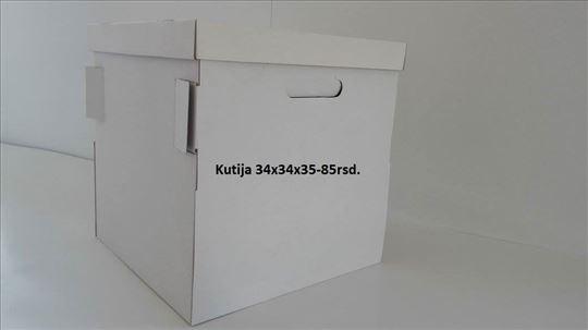 Kutije i podmetaci za torte