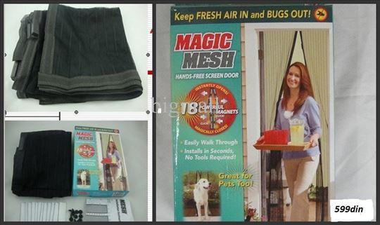 Magična Zavesa Protiv Insekata
